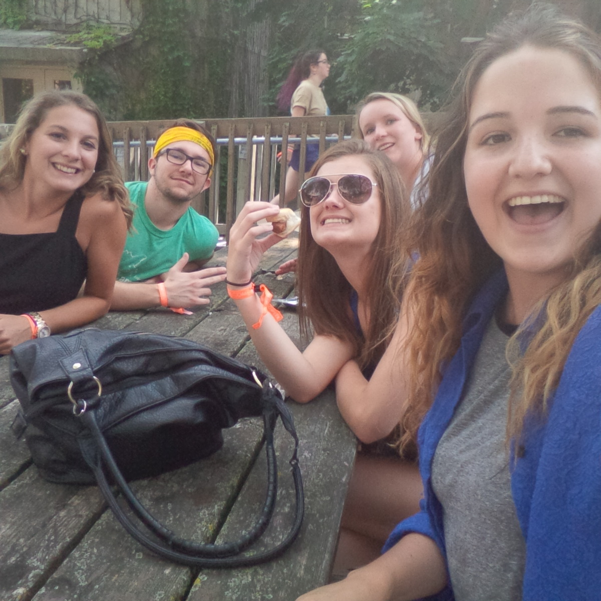 WHAT I ATE WEDNESDAY: Frosh Week Edition