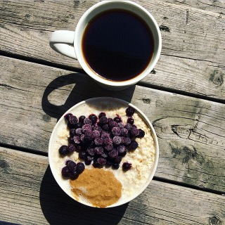 THOUGHTS THURSDAY: Blueberry Syrup Recipe