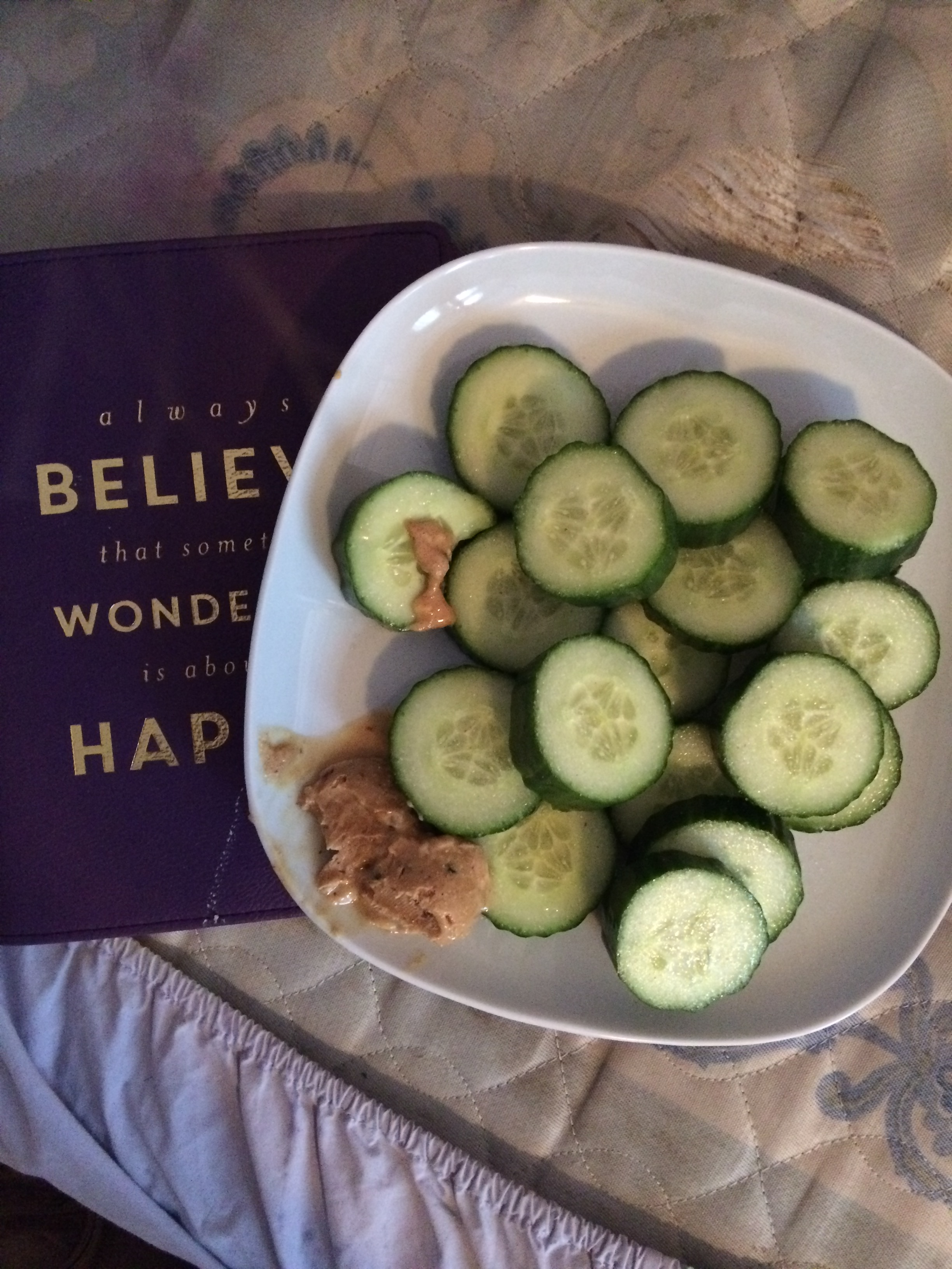 WHAT I ATE WEDNESDAY: A Food Day I'm Proud Of
