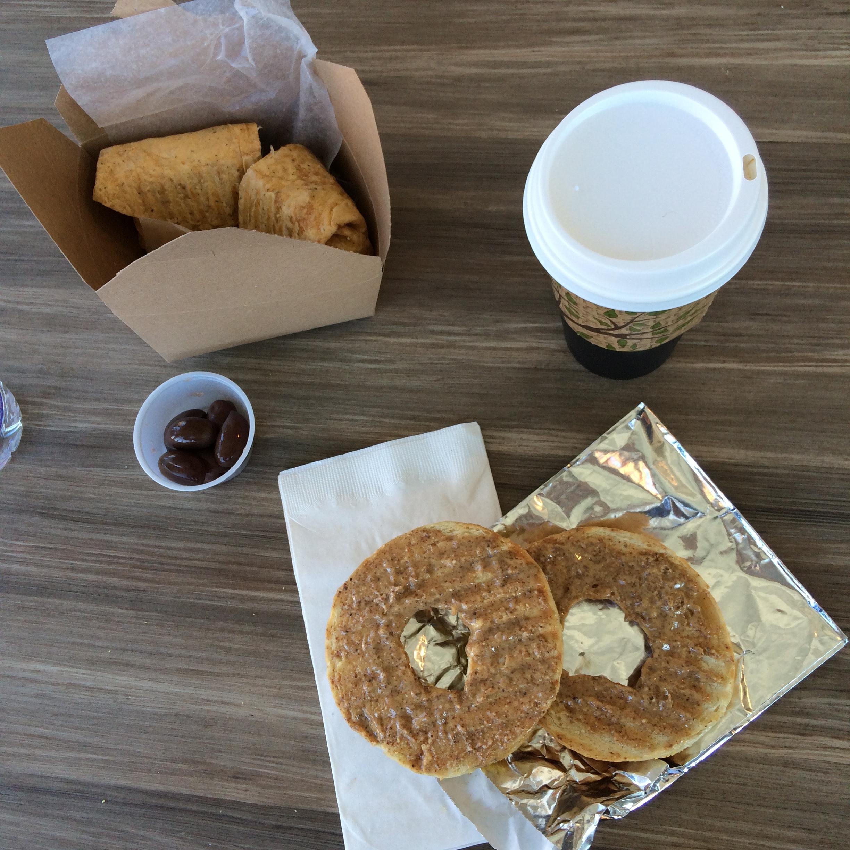 TOP TEN TUESDAY: Snack Ideas