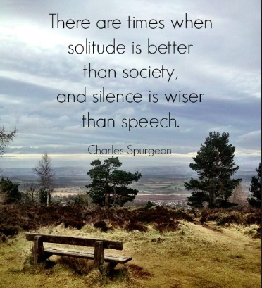 Solitude over Society?