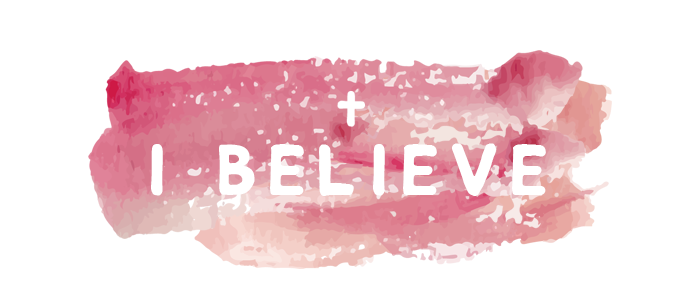 I Believe Bible Study: My Own Experiences